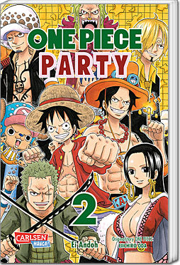 One Piece Party, Band 02