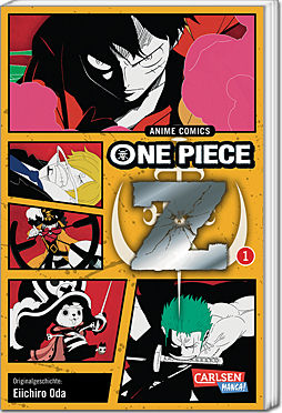 One Piece Z, Band 01