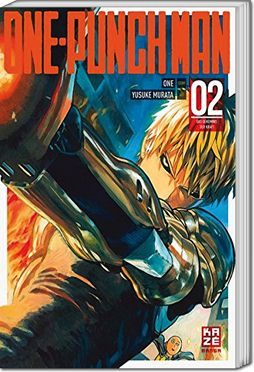 One-Punch Man, Band 02