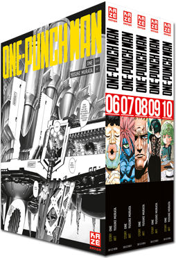 One-Punch Man - Box 2 (Band 06-10)