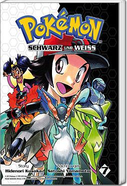 Pokemon Schwarz Und Weiß Serie