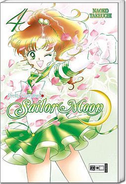 Pretty Guardian Sailor Moon, Band 04