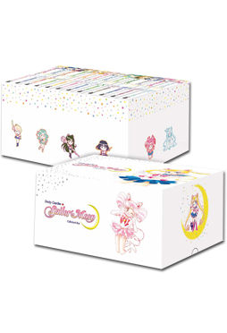 Pretty Guardian Sailor Moon - Collector's Box (Band 01-12)