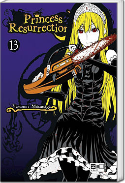 Princess Resurrection, Band 13