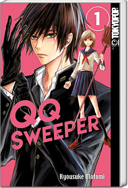 QQ Sweeper, Band 1