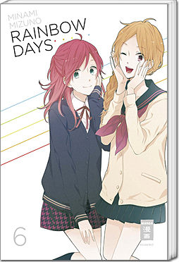 Rainbow Days, Band 06