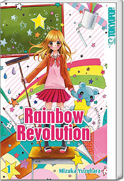 Rainbow Revolution, Band 01