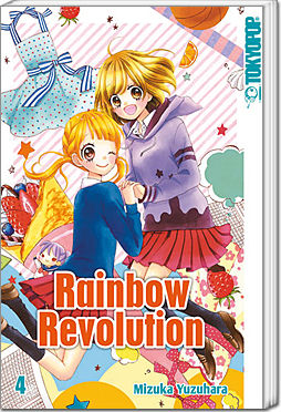 Rainbow Revolution, Band 04