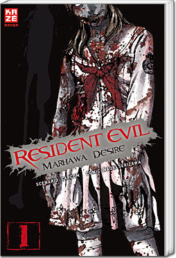 Resident Evil: Marhawa Desire, Band 01