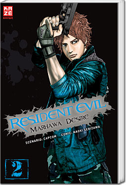 Resident Evil: Marhawa Desire, Band 02