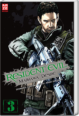 Resident Evil: Marhawa Desire, Band 03