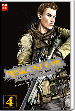 Resident Evil: Marhawa Desire, Band 04