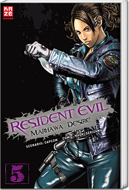 Resident Evil: Marhawa Desire, Band 5