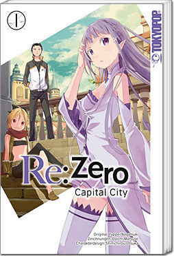 Re:Zero - Capital City, Band 01