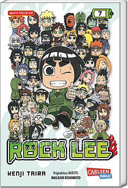 Rock Lee, Band 7