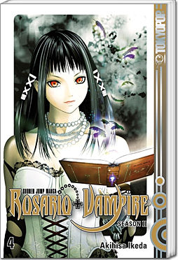 Rosario + Vampire Season II, Band 04