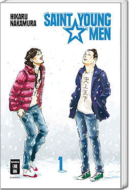 Saint Young Men, Band 01