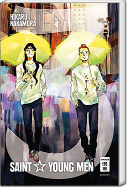 Saint Young Men, Band 03