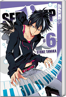 Servamp, Band 06