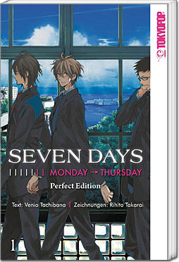 Seven Days, Band 1 - Perfect Edition