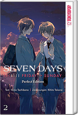 Seven Days, Band 02 - Perfect Edition
