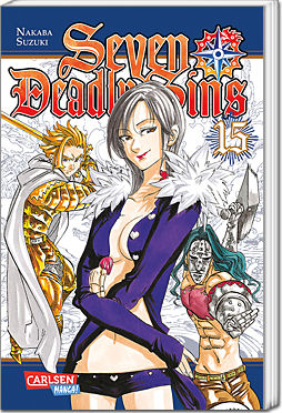 Seven Deadly Sins, Band 15