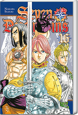 Seven Deadly Sins, Band 16
