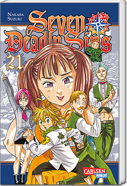 Seven Deadly Sins, Band 21