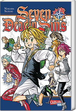 Seven Deadly Sins, Band 08