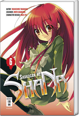 Shakugan no Shana, Band 06