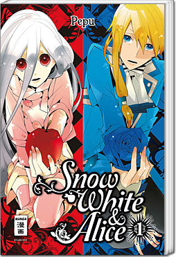 Snow White & Alice, Band 01