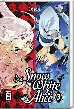 Snow White & Alice, Band 03