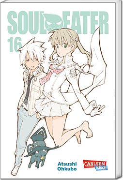 Soul Eater, Band 16