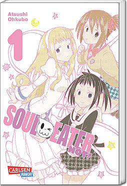 Soul Eater Not, Band 01