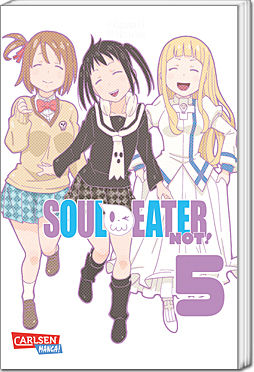 Soul Eater Not, Band 05