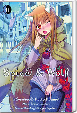 Spice & Wolf, Band 11