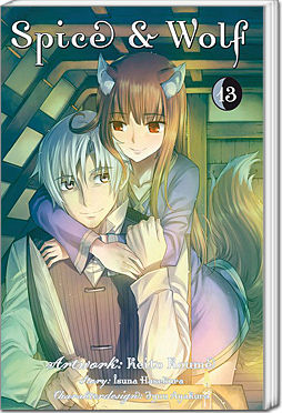 Spice & Wolf, Band 13