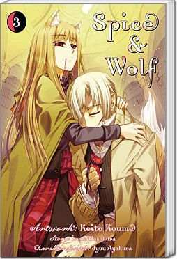 Spice & Wolf, Band 03