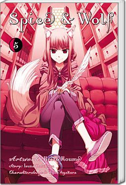 Spice & Wolf, Band 05