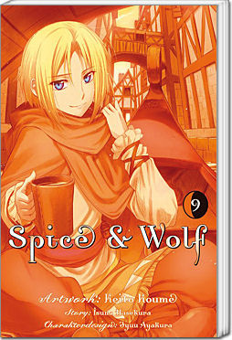 Spice & Wolf, Band 09