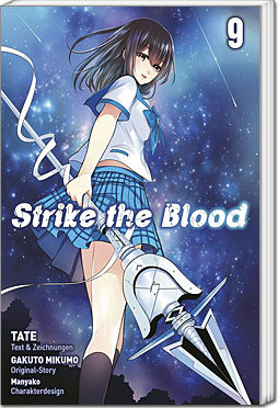 Strike the Blood, Band 09
