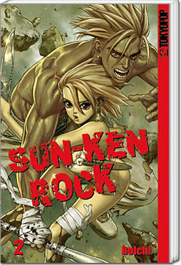 Sun-Ken Rock (2in1), Band 02