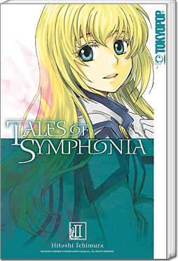 Tales of Symphonia, Band 02
