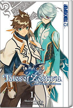 Tales of Zestiria, Band 01