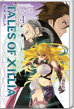 Tales of Xillia - Side; Milla, Band 4