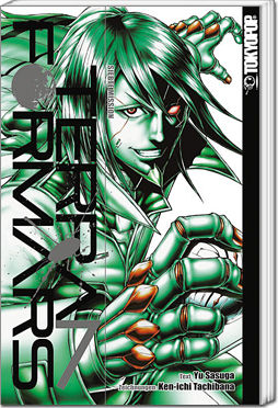 Terra Formars, Band 07
