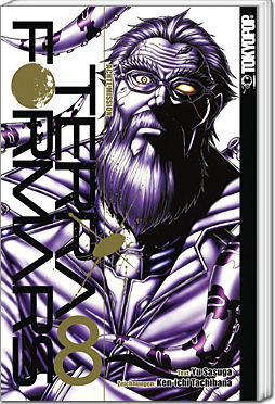 Terra Formars, Band 08