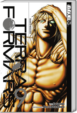 Terra Formars, Band 09