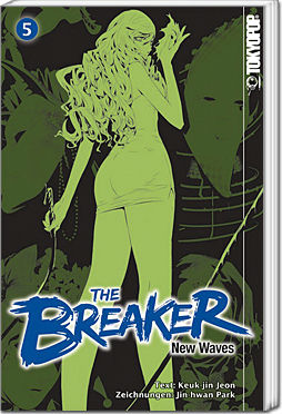 The Breaker: New Waves (2in1), Band 05