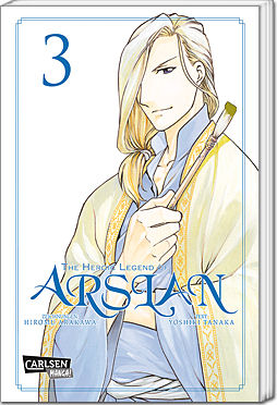 The Heroic Legend of Arslan, Band 03